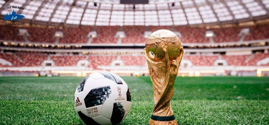 The World Cup in Russia 2018