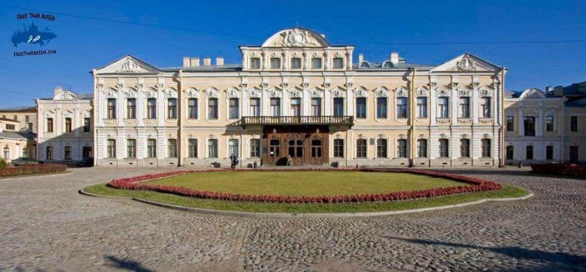 The-Sheremetev-Palace-in-St-Petersburgburgo