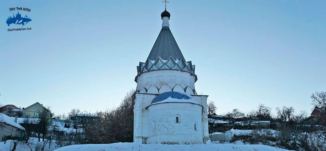 The-Church-of-St-Cosmas-and-Damian-in-Murom