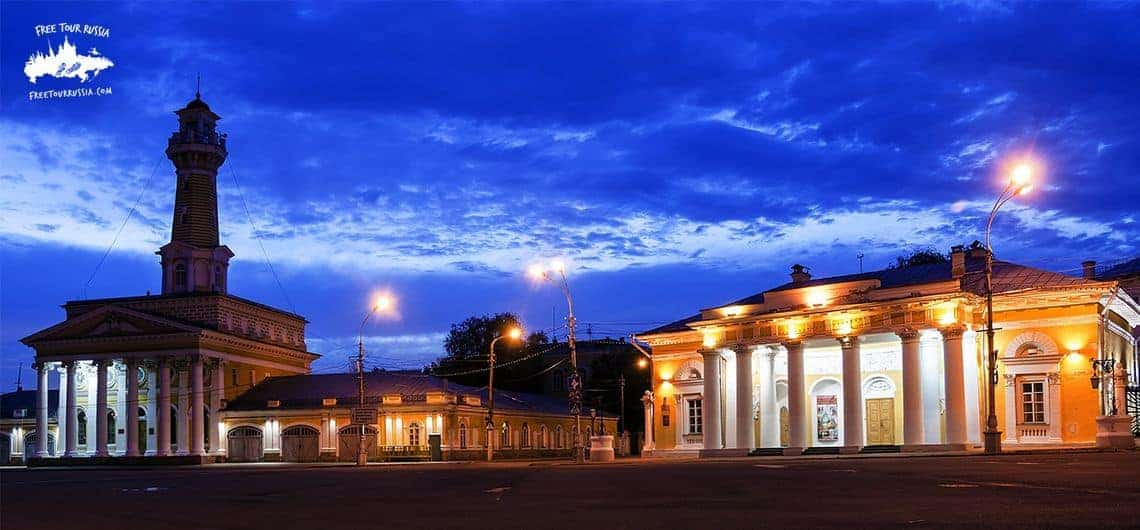 """Museum """"The city of the Province of Kostroma"""""""