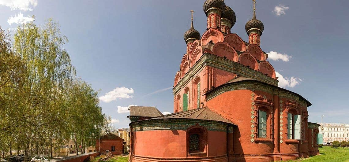 The-Epiphany-Church-in-Yaroslavl