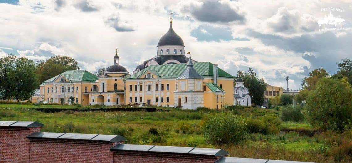The Monastery of the Nativity in Tver