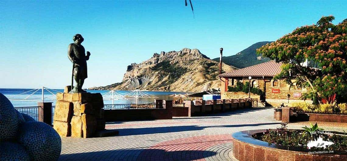 The Dinothere in Koktebel