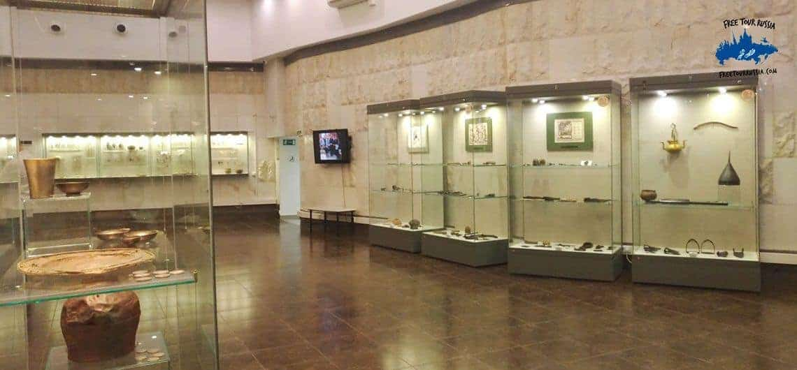 The Anapa Archaeological Museum