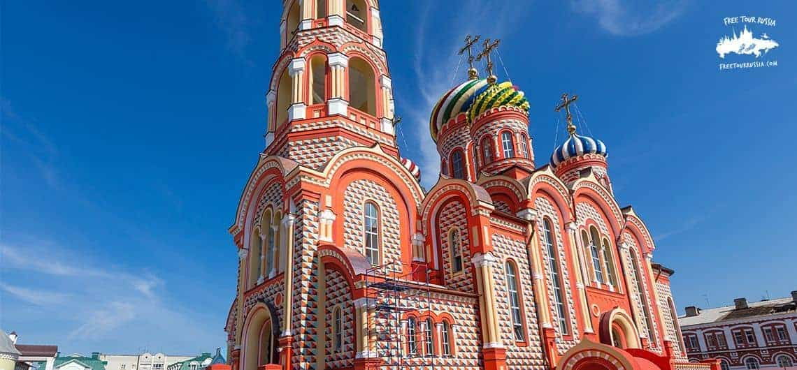 The Monastery of the Ascension in Tambov