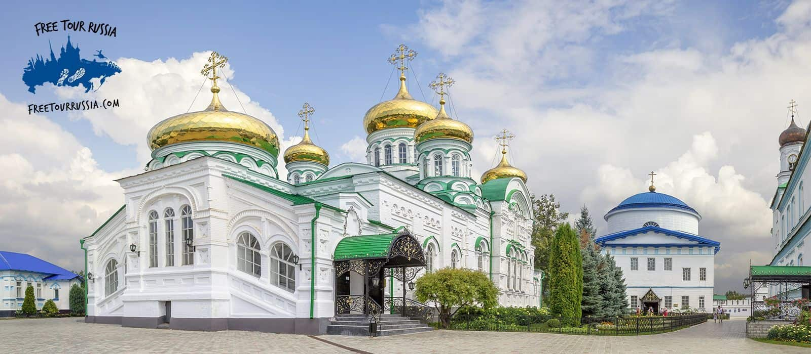 Panoramic Excursion in Kazan and Raifa Monastery