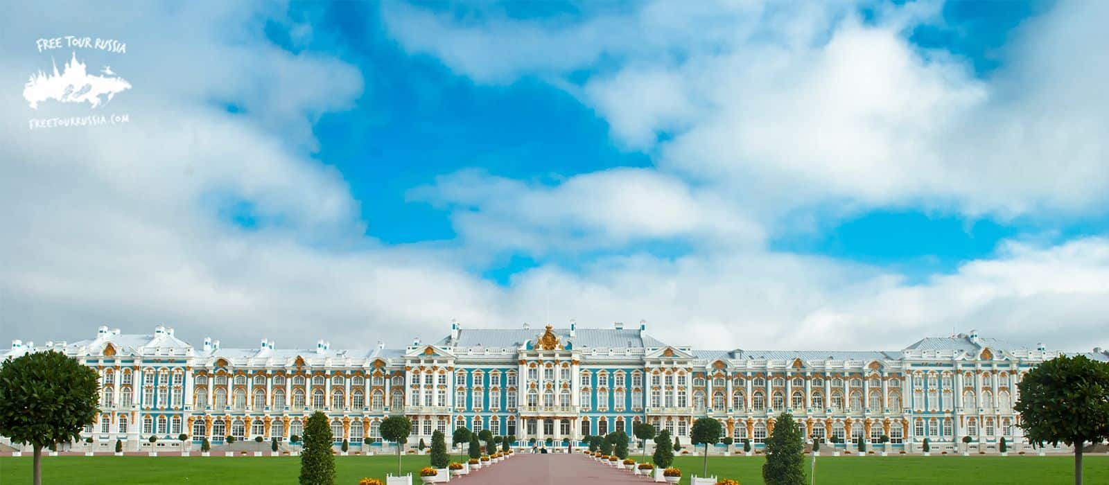 Excursion in Gardens and Pushkin Palace