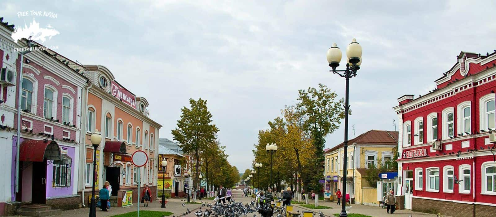 Tour to the city of Semionov