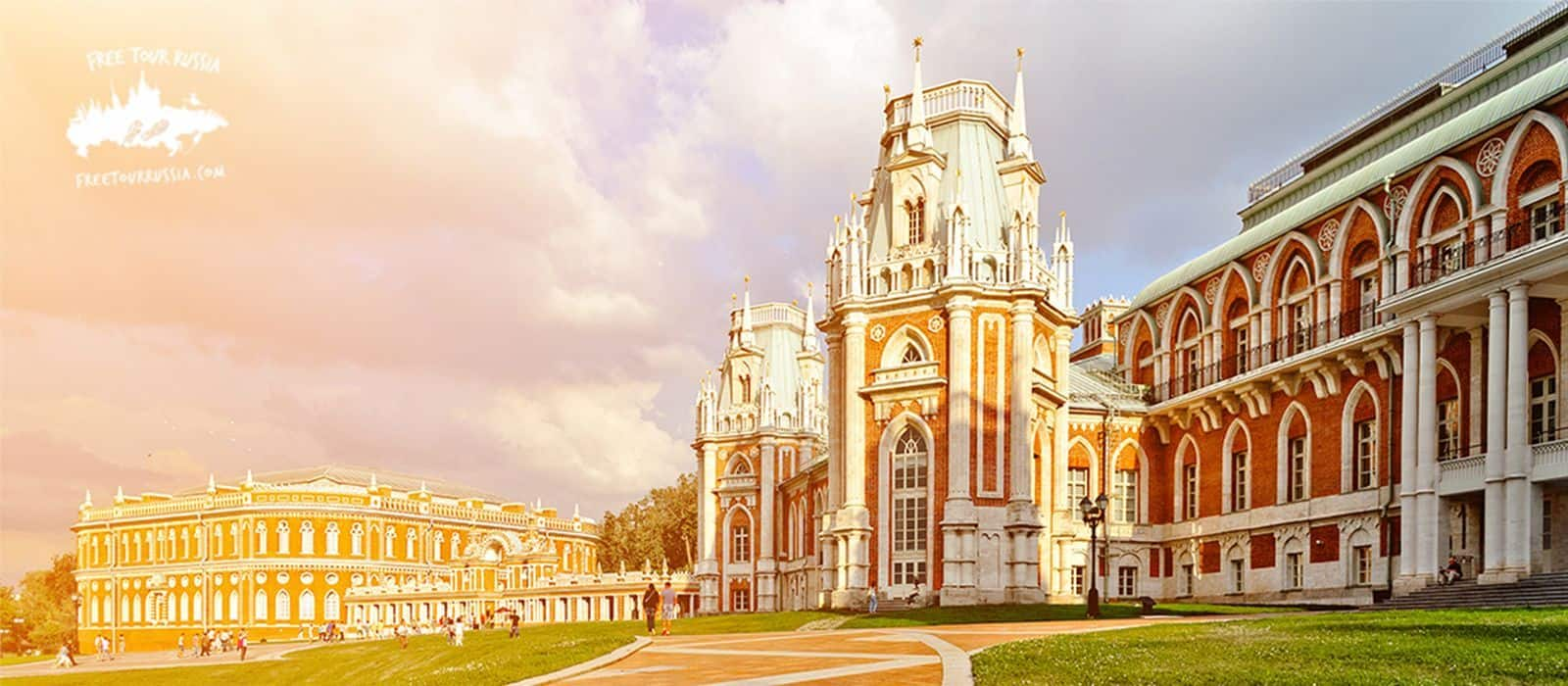 Kolomenskoe and Tsaritsyno Tour in Moscow