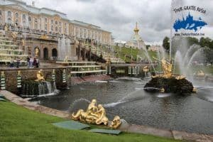 Tour en Peterhof