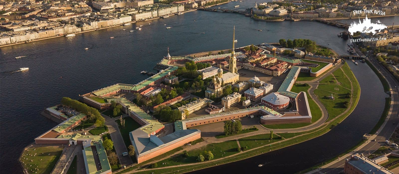 Peter and Paul Fortress Tour St. Petersburg