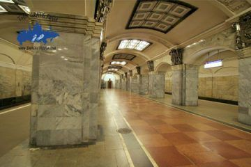 Excursion en el metro de San Petersburgo; Conocer el metro de San Petersburgo; Tour en el metro de San Petersburgo