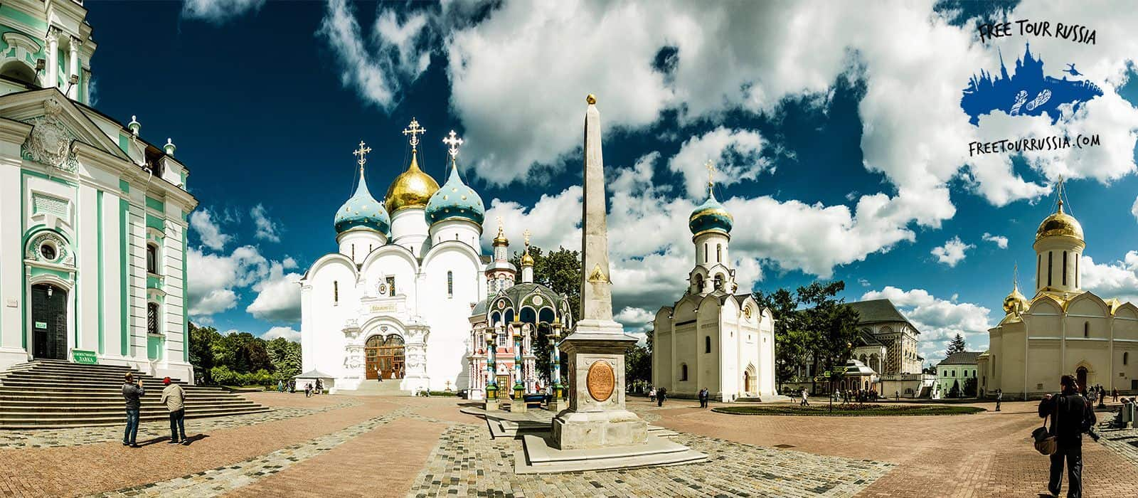 Excursion to Sergiev Posad in Moscow