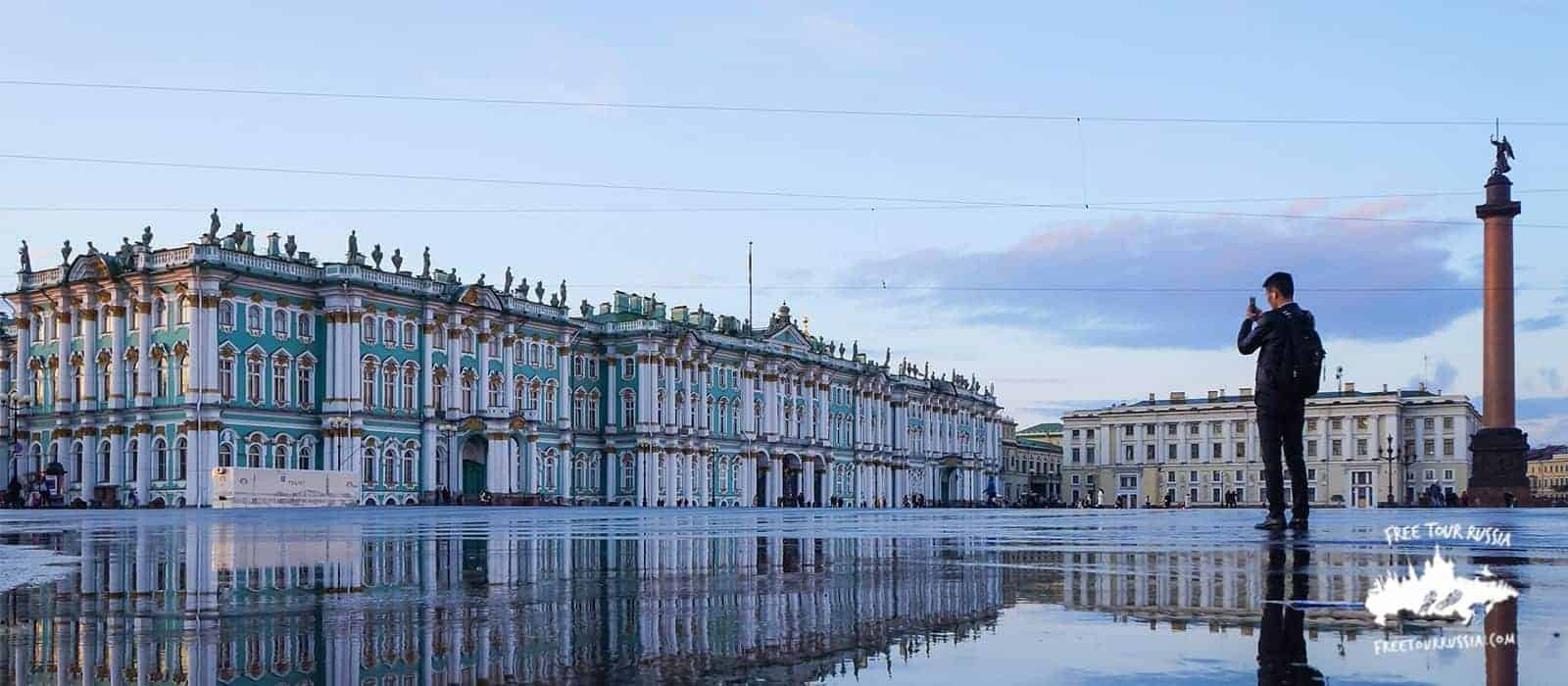 Full day tour for cruise passengers in St. Petersburg