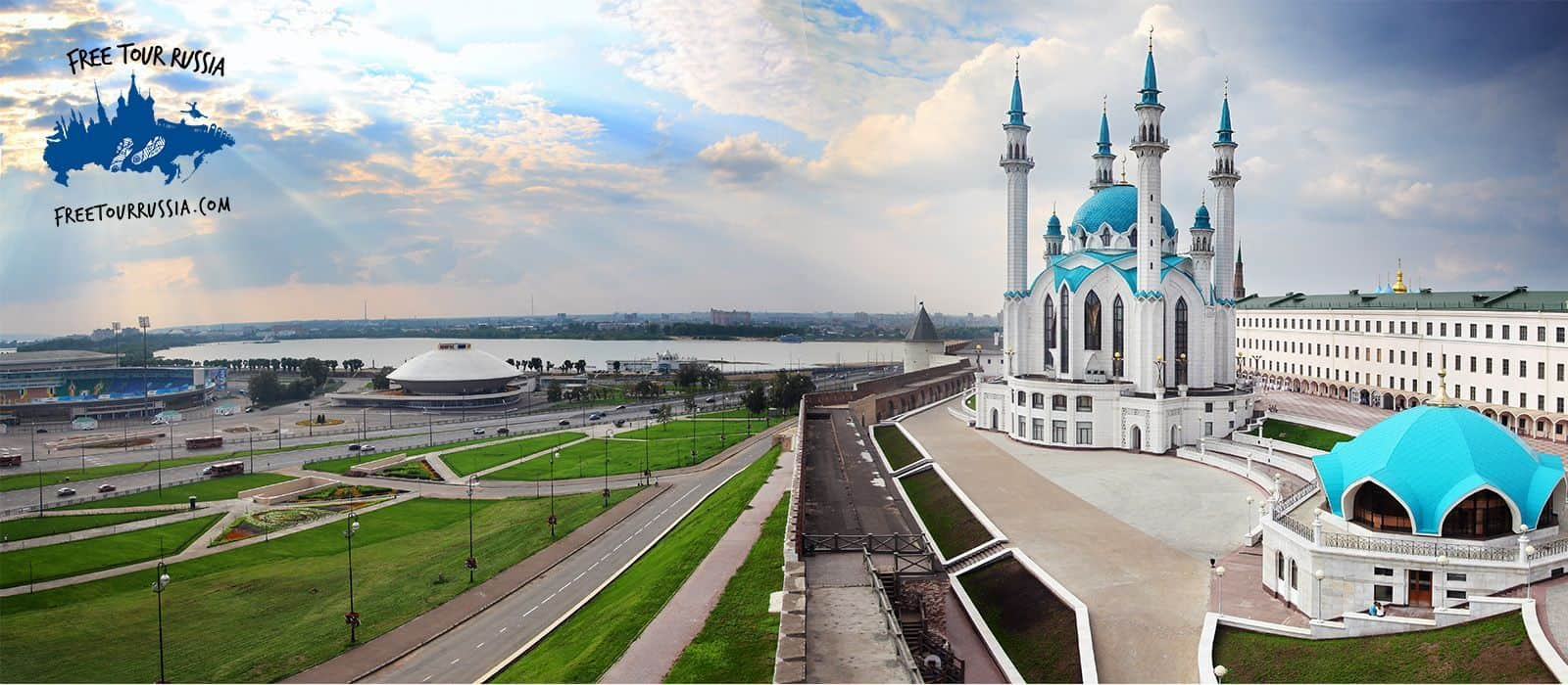 Hourly Tour in Kazan