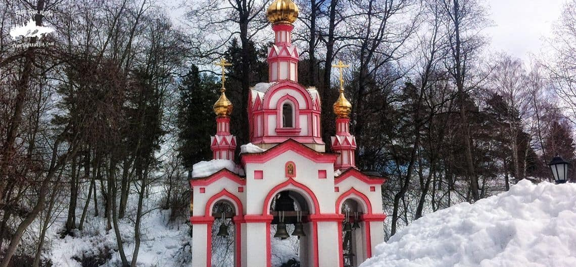 What to see in Talezh in Russia
