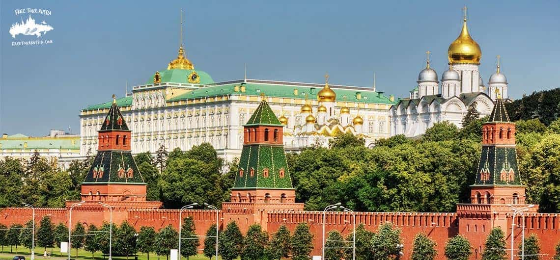 History of the Moscow Kremlin