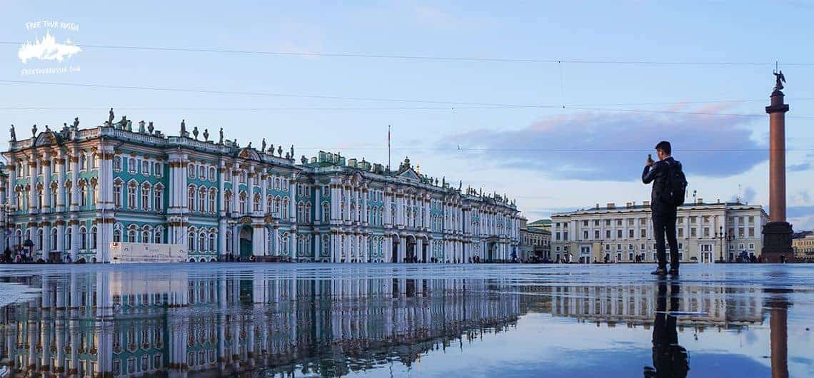 What to see in the Hermitage Museum of St. Petersburg