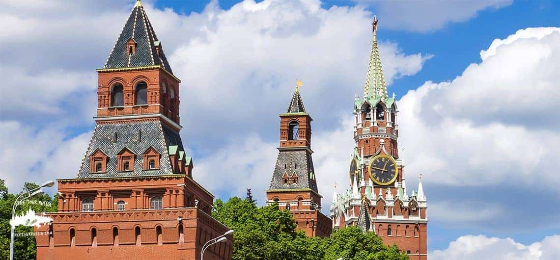 What to see in the Moscow Kremlin?