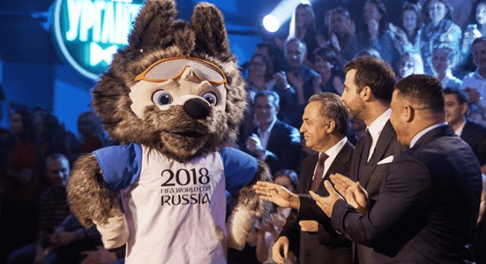 The Mascot of the 2018 FIFA World Cup