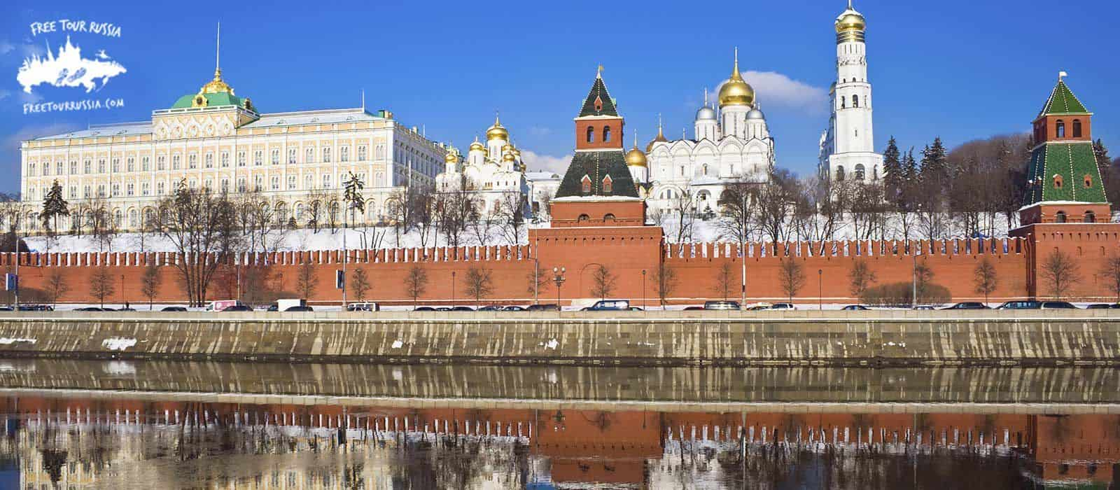 1-day Tour in Moscow