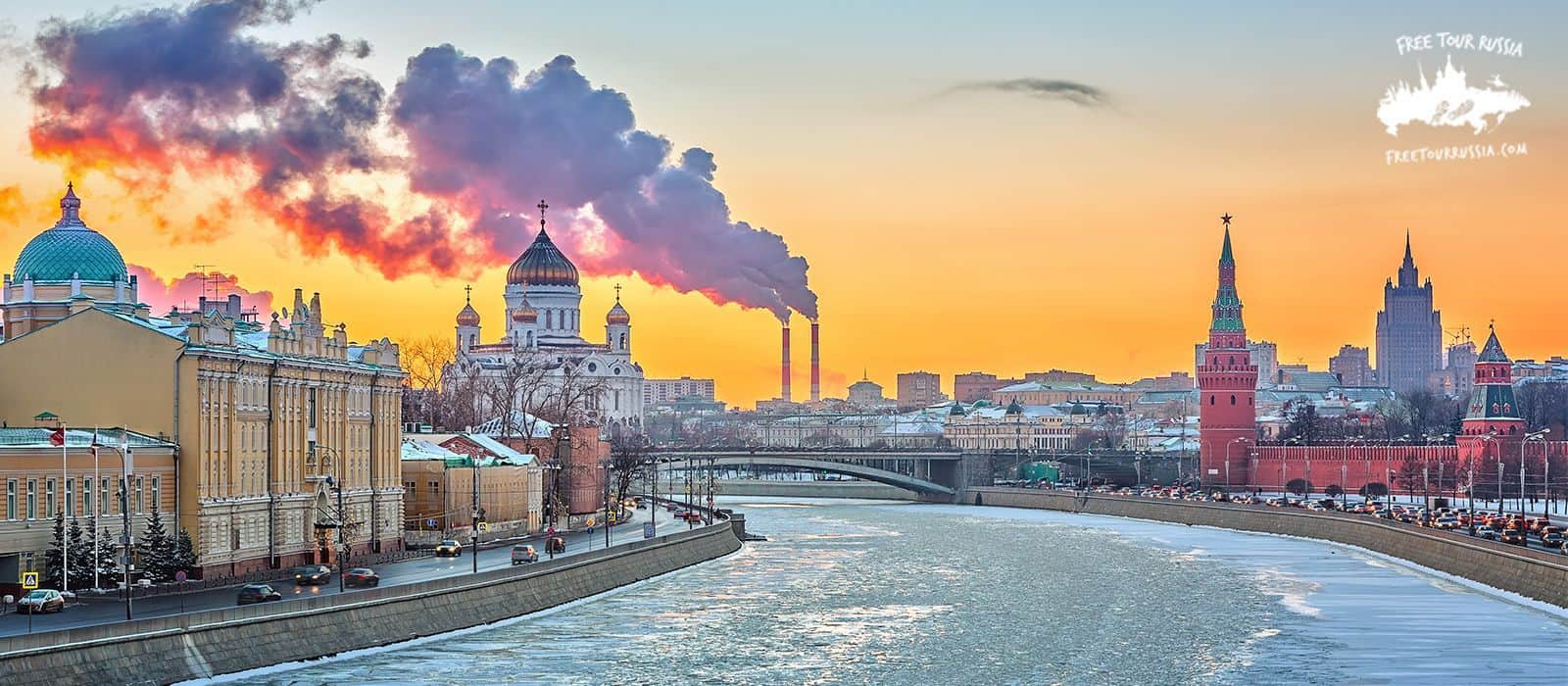 3-day Tour in Moscow