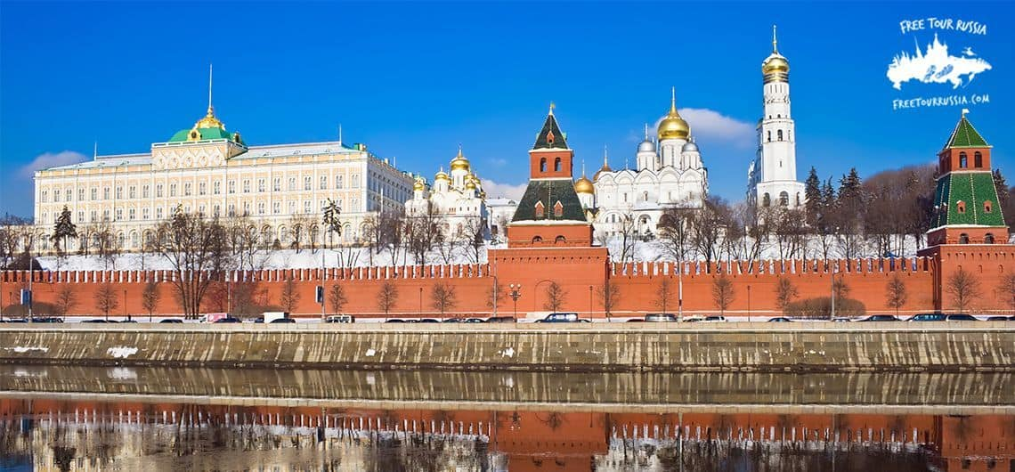 5-day Tour in Moscow