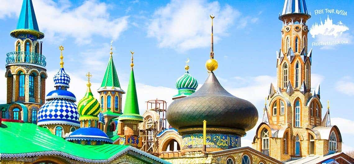 Religion and Ethnicities in Russia I